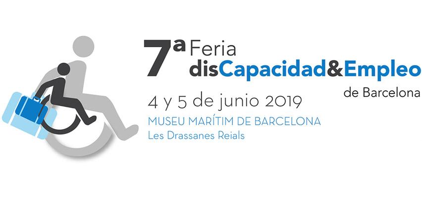 Feria disCapacidad y Empleo de Barcelona